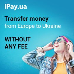 Money transfer from EU to Ukraine